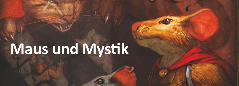 Maus und Mystik – ein kooperatives Brettspiel-Abenteuer für die ganze Familie?